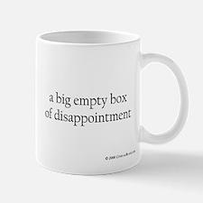 disappointment Mug