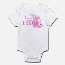 Little Cowgirl Infant Bodysuit