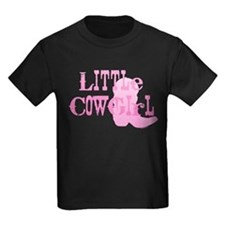 Little Cowgirl T