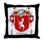 O'Fallon Family Crests Throw Pillow