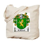 O'Farrell Family Crest Tote Bag