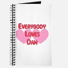 Everybody Loves Dan Journal