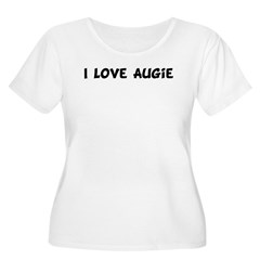 I Love Augie T-Shirt