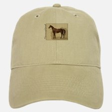 Thoroughbred Baseball Baseball Cap