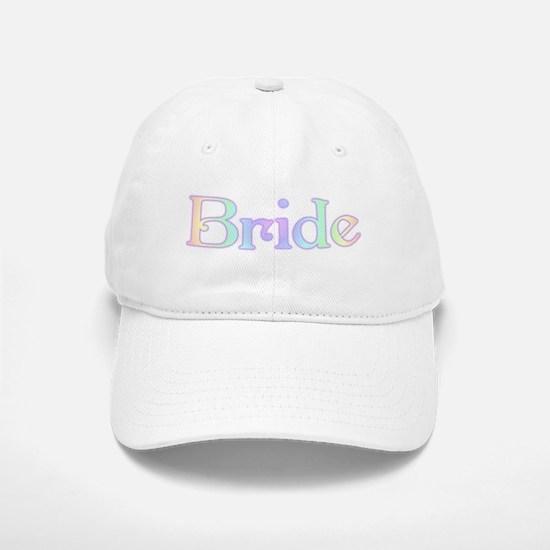 Rainbow Bride Baseball Baseball Cap