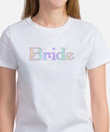 Rainbow Bride Women's T-Shirt