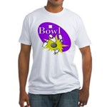 I Bowl Fitted T-Shirt