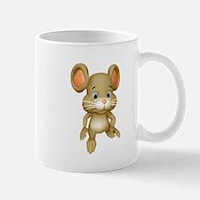 Quiet Brown Mouse Mug