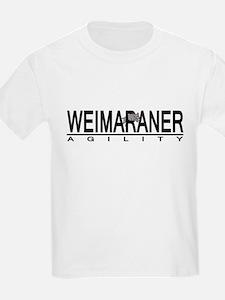 Weimaraner Agility T-Shirt