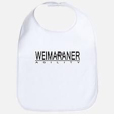 Weimaraner Agility Bib