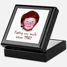 Soul Eating Ginger Keepsake Box