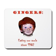 Soul Eating Ginger Mousepad