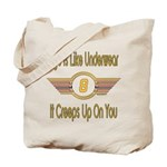 Funny 8th Birthday Tote Bag