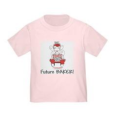 Retro T - Future Baker!