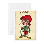 Farfadette cards (10 pack)