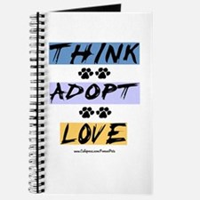 Think Adopt Love Journal