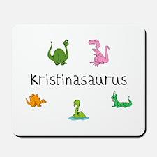Kristinaosaurus Mousepad