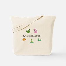 Kristinaosaurus Tote Bag