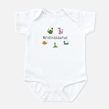 Kristinaosaurus Infant Bodysuit