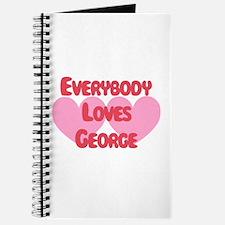 Everybody Loves George Journal