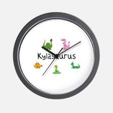 Kylaosaurus Wall Clock