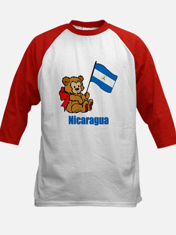 Nicaragua Teddy Bear Tee