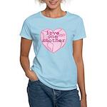 Love One Another Women's Light T-Shirt