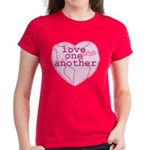 Love One Another Women's Dark T-Shirt