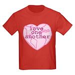 Love One Another Kids Dark T-Shirt