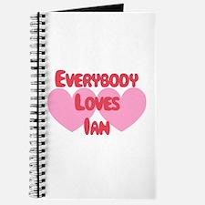 Everybody Loves Ian Journal