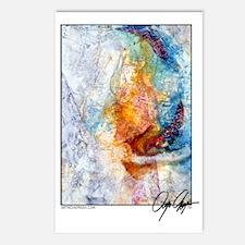 """Lakshmi"" Postcards (Package of 8)"