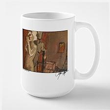 """""""Three Muse"""" Mug"""