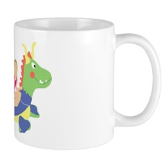 Sea Monster Mug