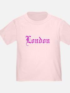 pink london T