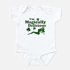 Magically Mudflap Infant Bodysuit