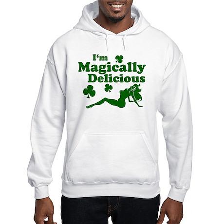 Magically Mudflap Hooded Sweatshirt