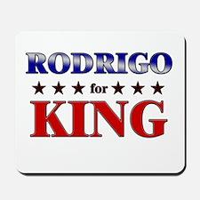 RODRIGO for king Mousepad