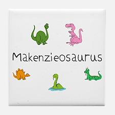 Marciaosaurus Tile Coaster