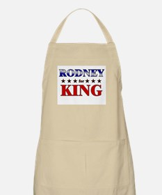 RODNEY for king BBQ Apron
