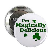 """Magically Delicious 2.25"""" Button"""