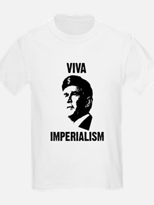 Viva Imperialism Kids T-Shirt