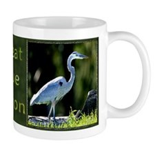 Great Blue Heron - Mug