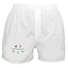 Naomiosaurus Boxer Shorts