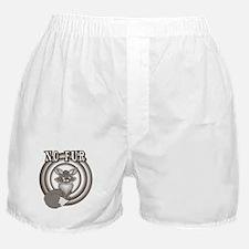 Retro No Fur Boxer Shorts