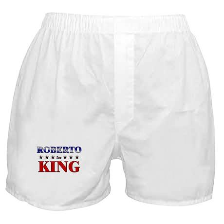 ROBERTO for king Boxer Shorts