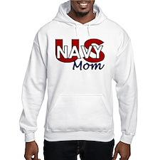 US Navy Mom Hoodie