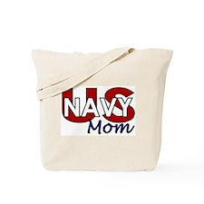 US Navy Mom Tote Bag