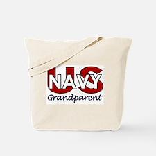 US Navy Grandparent Tote Bag