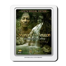 Shamans of The Amazon Mousepad