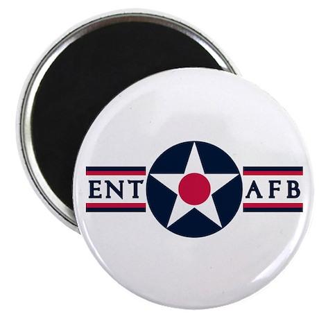 Ent Air Force Base Magnet